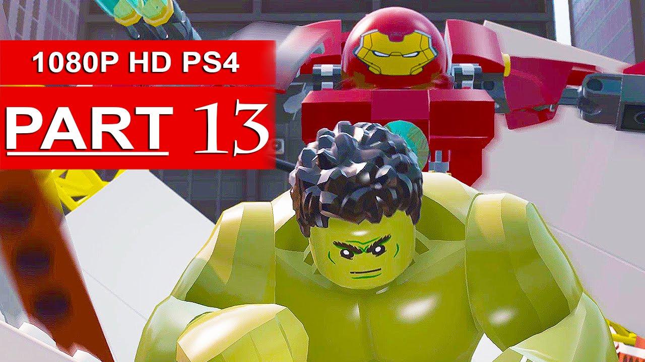 LEGO Marvel's Avengers Gameplay Walkthrough Part 13 [1080p ...